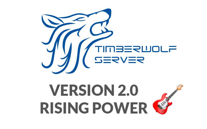 Neu! MODBUS und MQTT mit Timberwolf Server. Jetzt mit Hauptversion 2.0